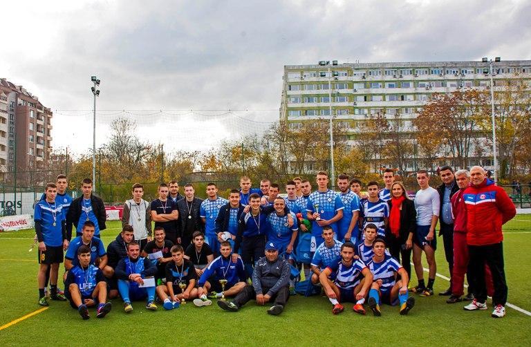 Победителите на турнира за купата на БМФ Порт Бургас през 2016 г.