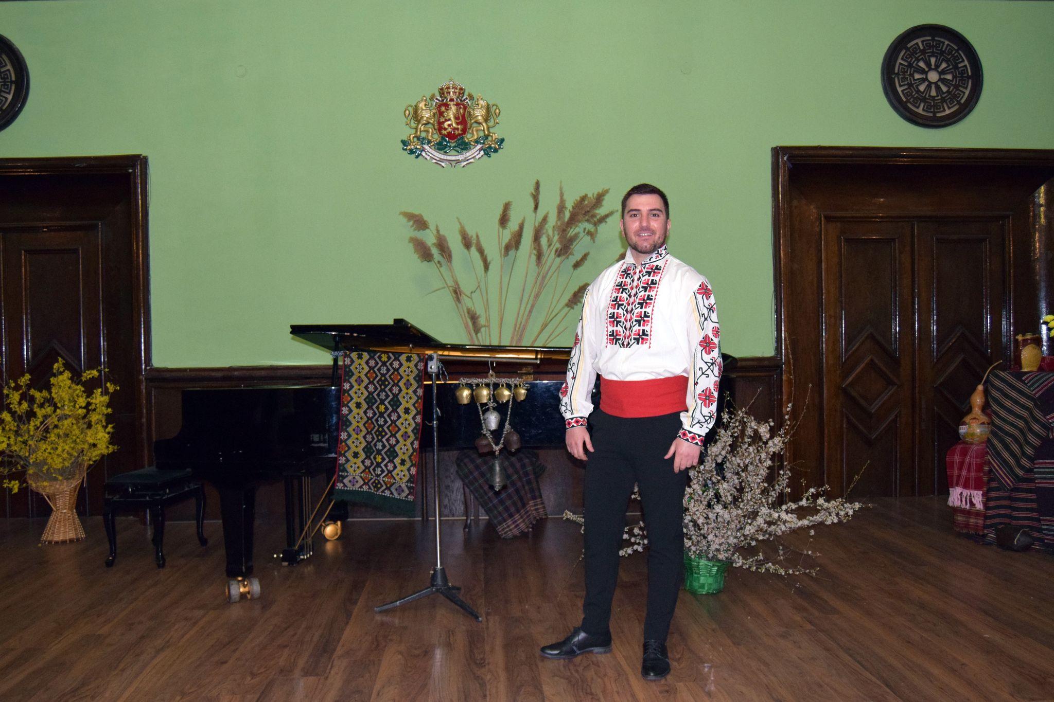 Димитър Арнаудов – човекът с уникален глас