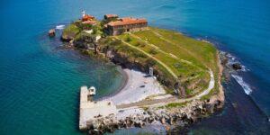 Изграждат нов кей на остров Света Анастасия